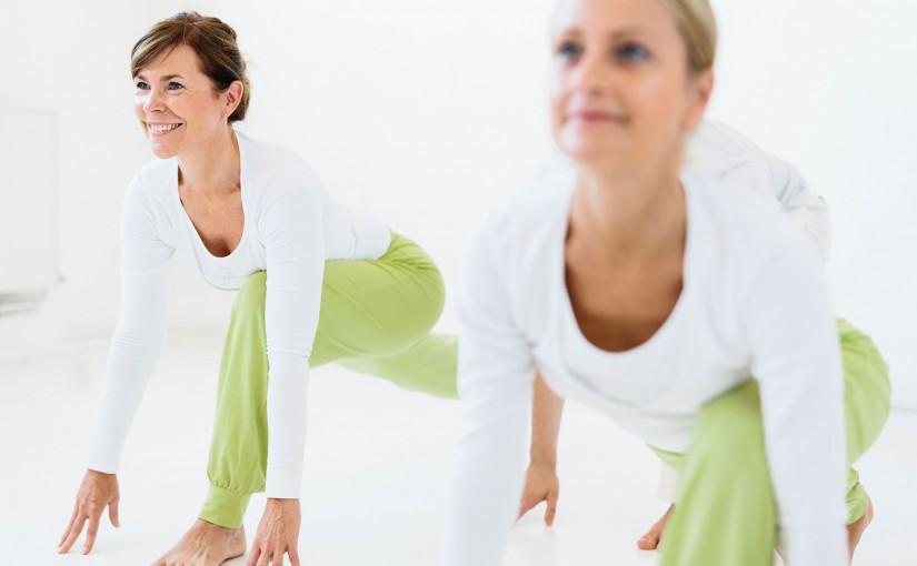 Yoga Katrin Christel; Foto: Phillip Böhme