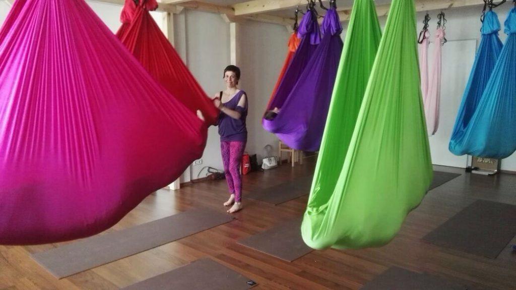 Tuch Yoga